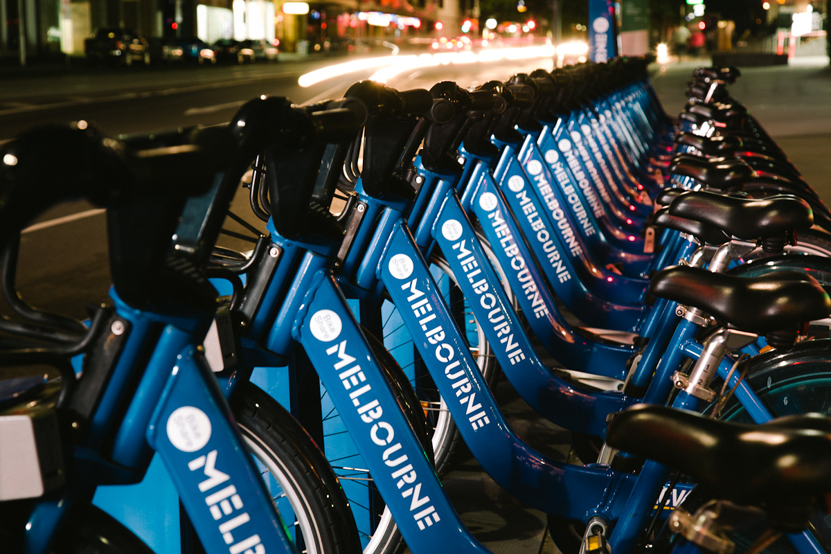 Melbourne Bike Share Woes
