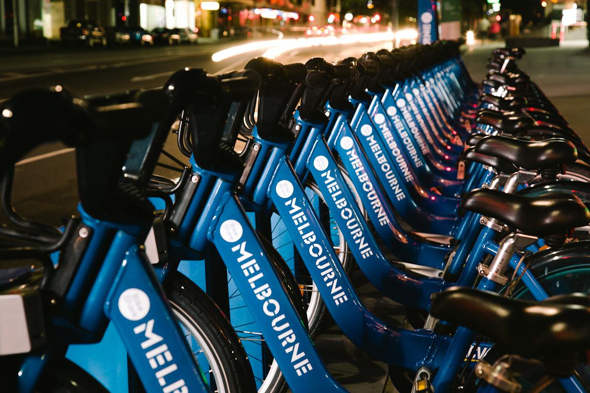 Melbourne Bike Share Woes