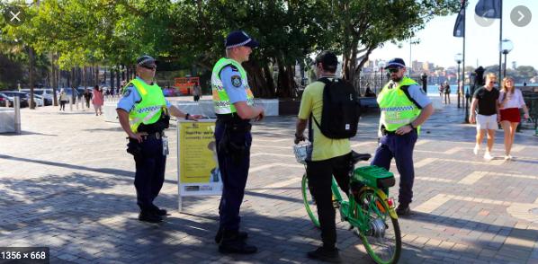 Policing Mandatory Helmet Laws in NSW